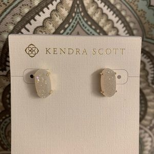 Kendra Scott Druzy Stud Earrings